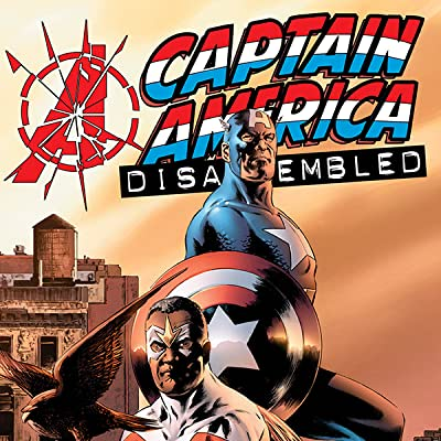 Avengers Disassembled: Captain America