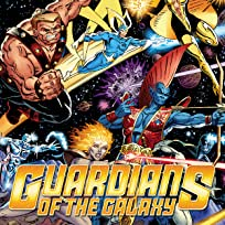 Guardians of the Galaxy by Jim Valentino Vol. 1