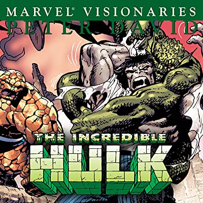 Hulk Visionaries: Peter David Vol. 4