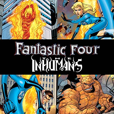 Fantastic Four by Mark Waid and Mike Wieringo Ultimate Collection Book 3
