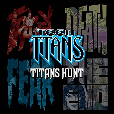 Teen Titans: Titans Hunt