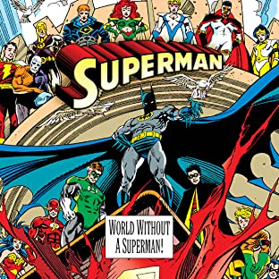 Superman: World Without A Superman