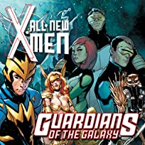 Guardians Of The Galaxy/All-New X-Men: The Trial Of Jean Grey