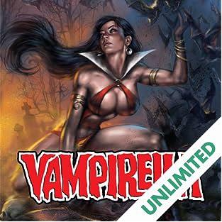 Vampirella: Crown of Worms