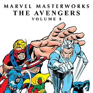 Avengers Masterworks Vol. 8