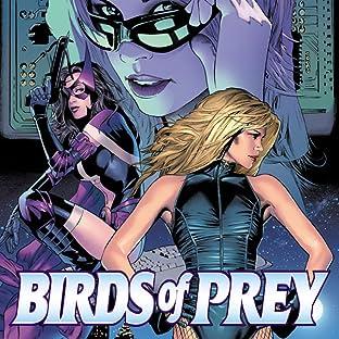 Birds of Prey: Sensei & Student