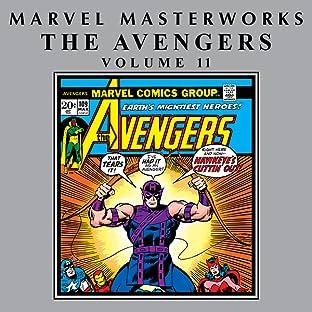 Avengers Masterworks Vol. 11