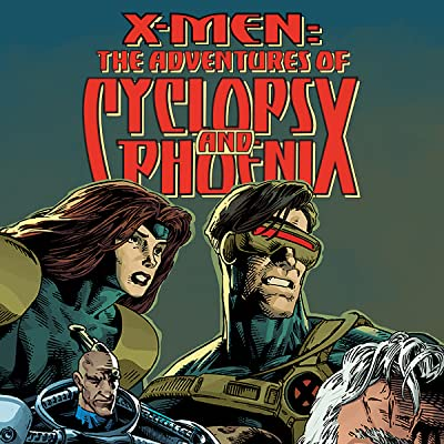 X-Men: Adventures of Cyclops and Phoenix