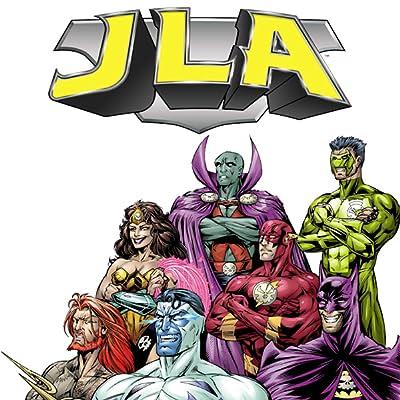JLA: Rock of Ages