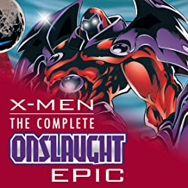 X-Men: The Complete Onslaught Epic Book 1