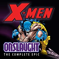 X-Men: The Complete Onslaught Epic Book 2