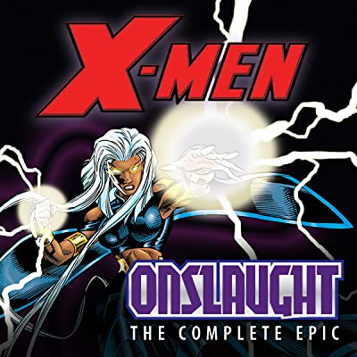 X-Men: The Complete Onslaught Epic Book 3