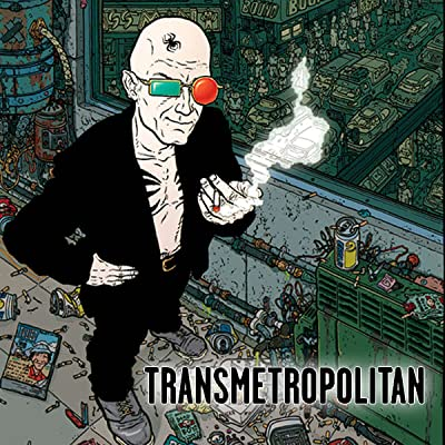 Transmetropolitan: Back on the Street