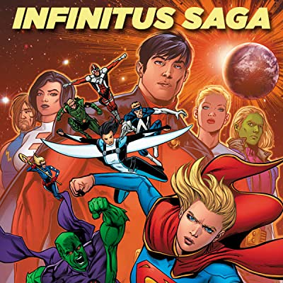 Justice League United: Infinitus Saga