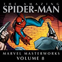 Amazing Spider-Man Masterworks Vol. 8