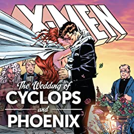 X-Men: Wedding of Cyclops and Phoenix