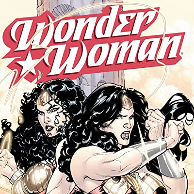 Wonder Woman: Love and Murder