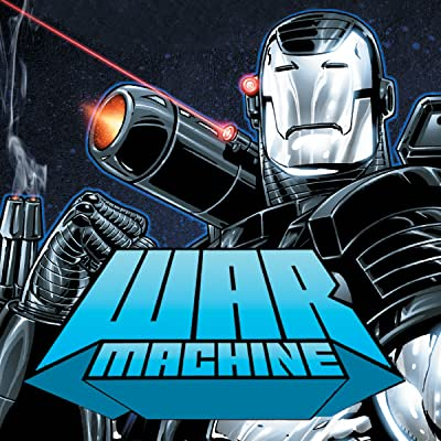 War Machine Classic Vol. 1