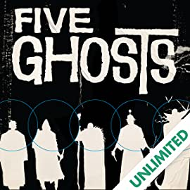 Five Ghosts: Lost Coastlines