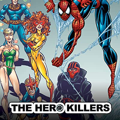 Amazing Spider-Man & New Warriors: The Hero Killers