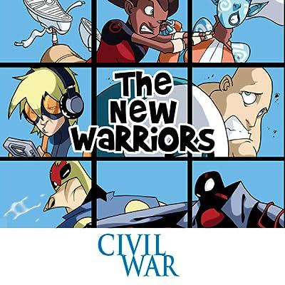 Civil War Prelude: New Warriors