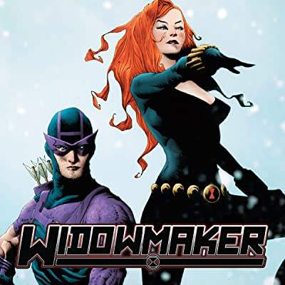 Hawkeye Mockingbird Black Widow Widowmaker