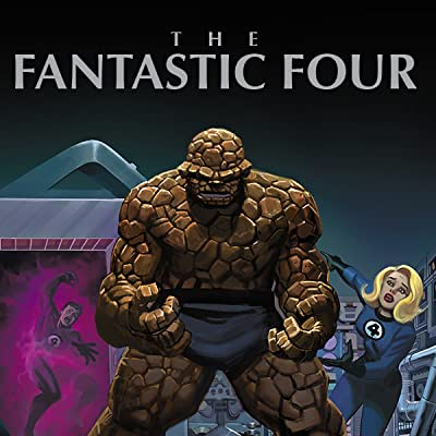 Fantastic Four Masterworks Vol. 6
