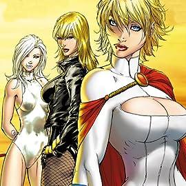 JLA: Justice Society Lightning Saga