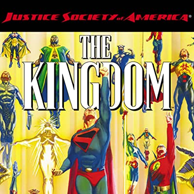 JSA: Thy Kingdom Come
