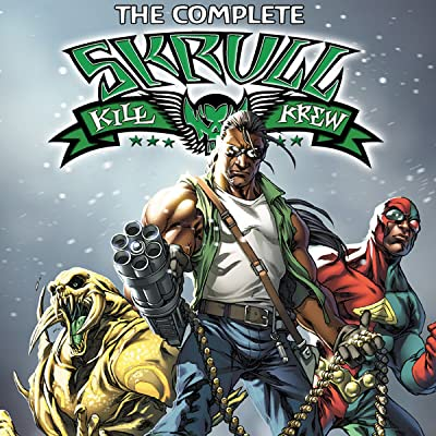 Skrulls Must Die - The Complete Skrull Kill Krew Collection