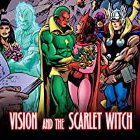 Avengers: Vision and Scarlet Witch