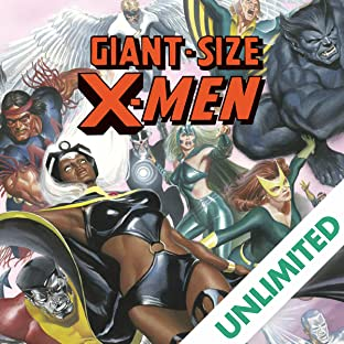 Giant-Size X-Men 40th Anniversary