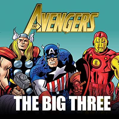 Avengers: The Big Three