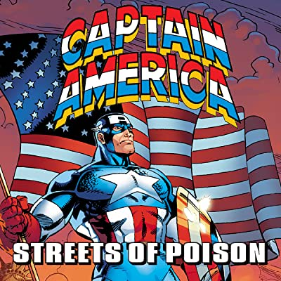 Captain America Epic Collection: Streets of Poison