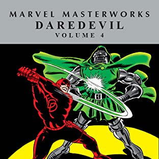 Daredevil Masterworks Vol. 4