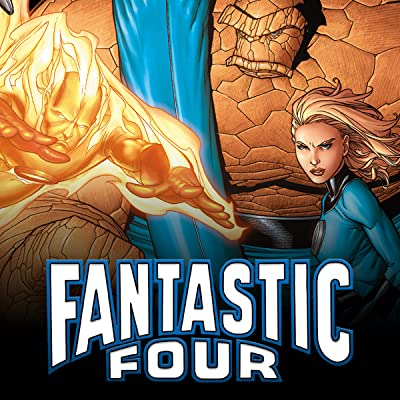 Fantastic Four by Aguirre-Sacasa & McNiven