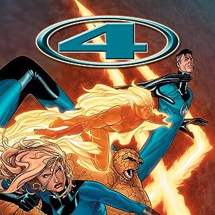 Marvel Knights 4 Vol. 2: The Stuff of Nightmares