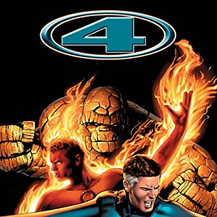 Marvel Knights 4 Vol. 3: Divine Time