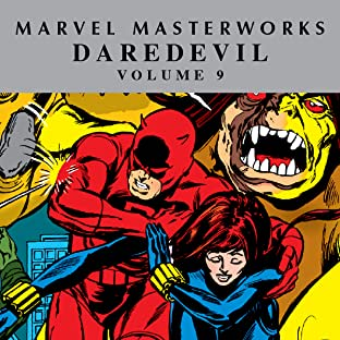 Daredevil Masterworks Vol. 9