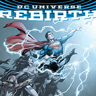 DC Universe: Rebirth