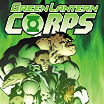 Green Lantern Corps: To Be a Lantern