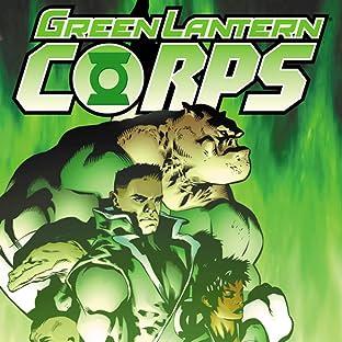 Green Lantern Corps: To Be a Lantern