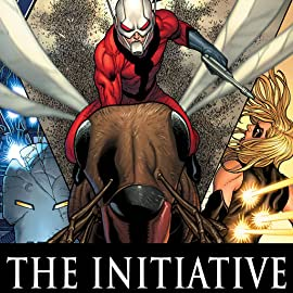 Mighty Avengers: The Initiative