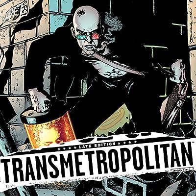 Transmetropolitan: Lust For Life