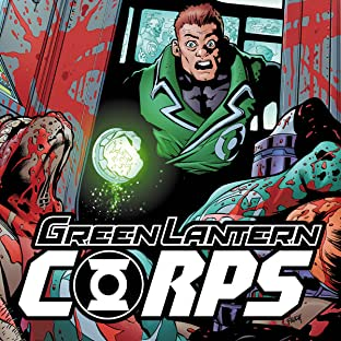 Green Lantern Corps: The Dark Side of Green
