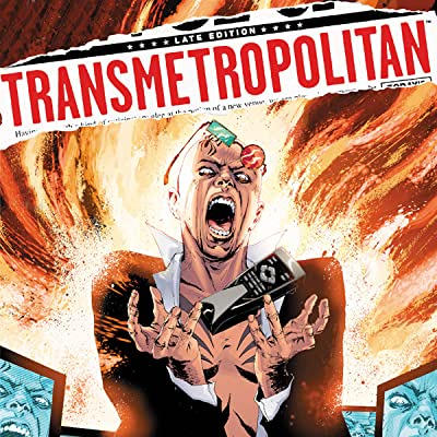 Transmetropolitan: Year of the Bastard