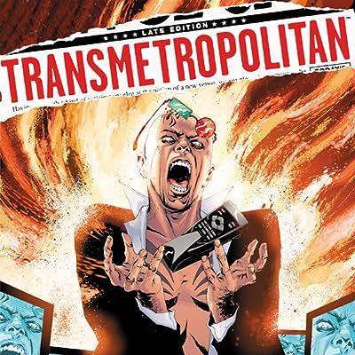 Transmetropolitan: Year of the Bastard