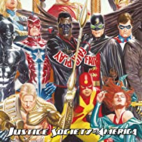 JSA: Adam and Isis