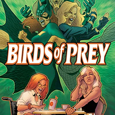 Birds of Prey: Club Kids