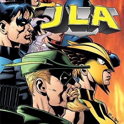 JLA: Obsidian Age